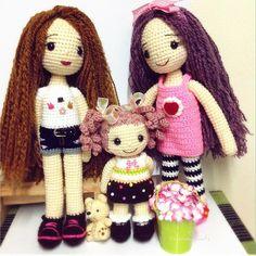 #amigurumidolls #cute #craft #c #cutie #crochetdoll #myhandmade #kawaii #❤️ ♡