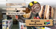 "The ""Biltong and Boerewors"" shop aims to provide all Australians with the best tasting biltong and boerewors they can find. South African Shop, South African Recipes, Biltong, Africans, Shops, Beef, Australia, Posts, Texture"