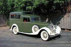 Rolls Royce Shooting Brake 1935