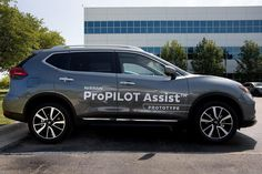 Nissan ProPilot Assist Preview - It's Automated But Not Self-Driving
