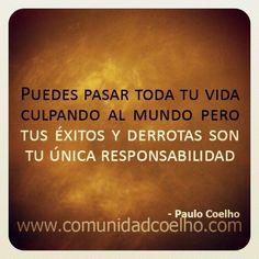 La responsabilidad es uno de los valores mas importantes para mi.