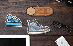 Lets talk stickers. We are going with a mountain theme because we are DevMOUNTAIN! Which sticker do you want to see next? Comment and let us know. by devmtn
