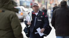 Canada Post makes a profit after hiking mail prices:  Crown corporation in midst of restructuring and continues to face pension plan deficit  (CBC News 27 August 2014)