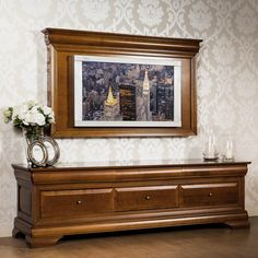Transforma-ti caminul intr-o simfonie dedicata clasicului francez.  #mobexpert #1decembrie #fabricatinromania #mobilierliving Tv, Furniture Design, Cabinet, Dining, Living Room, Storage, Modern, Room Ideas, Home Decor