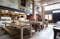 shaefierce: I really cannot wait to get myself into this place. Magnolia Gastropub & Brewery has teamed up with Smokestack BBQ (chosen ...