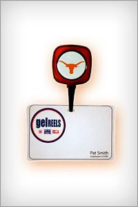 GELREEL Badge Clip Accessory from TheKoiWarehouse.com