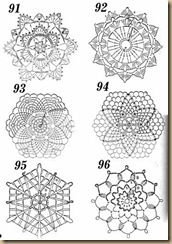 CROCHET PATTERNS (Modele de croşetat) - 05