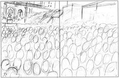 Constructing a Crowd Scene
