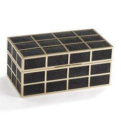 // DEVEREAUX JEWELRY BOX