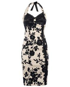 Lola Vavoom Wiggle Dress