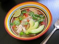 Caldo Xochitl (Mexican Hot Flower Soup)