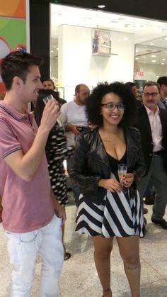 Fashionistas:Mariana Janeiro e Vitor Fioravanti  VITRINES DE OUTONO/INVERNO JUNDIAÍ SHOPPING Veja matéria e fotos no nosso blog: zip.net/btmWfJ #jds7blogse1segredo #JundiaiShopping