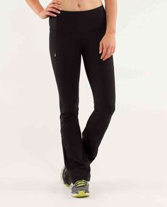 Lululemon RUN:Ice Queen Pant - if I ran in the winter I would definitely get these!