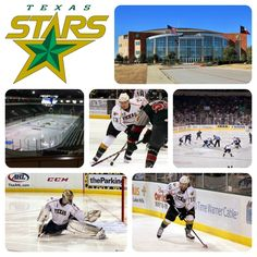 Favorite Fall Activities #6: Bundle up and catch a Texas Stars home game at the Cedar Park Center.