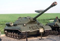IS-3 / JS-3 (Josef Stalin) - As formidable as the IS-2 Heavy Tank was, the Soviets raised the bar with the introduction of the IS-3 series.