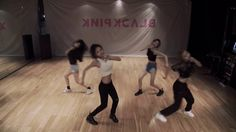 [Mirrored] BLACKPINK - WHISTLE Dance Practice