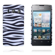 Valentine (Zebra) Huawei Ascend Y300 Skal