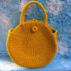 Zalika is an abaca bag made from the Philippines by skilled artisans. Get yours now at The Fun Stuff Shop. Round Basket, Basket Bag, Body Bag, Bag Making, Philippines, Convertible, Straw Bag, Fiber, Bohemian