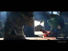 Oscar winning Rango! Make your own Oscar winning moment by putting your message into this clip. percyfx.com