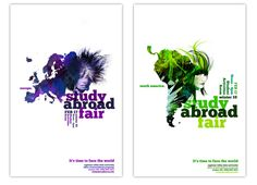 Assorted Posters - Modern Colour