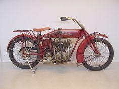 Indian 1919 Vintage Motorcycle