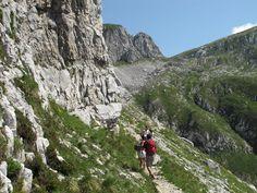 Alpago, trekking