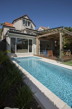 Contemporary Architecture - Cammeray 3 pool