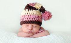 Sapatinhos Para Bebê - Life Baby: Passo a passo Touca para Bebê