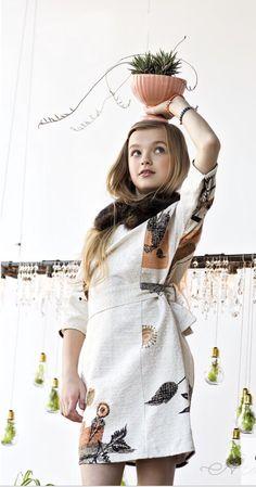 Girls Atomic New Vintage Dress!