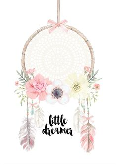 Little Dreamer Print - Ginger Monkey