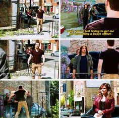 haha Linstead Chicago PD