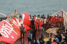 AirAsia jet climbed fast then stalled: minister