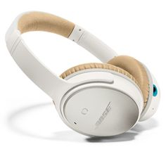 Bose Quiet Comfort 25 Noise Canceling Headphones. I tried these at target and they are EVERYTHING