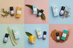A Fresh Take on Essential Oils from Ireland - Aceites esenciales - Photography Set Up, Commercial Photography, Creative Photography, Product Photography, Essential Oil Brands, Packaging Design, Cosmetic Packaging, Brand Design, Natural Oils