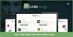 CashMedia  Sell Your Video and Audio Media Files