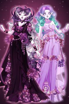 Deathasian Adoptables (Description) by Forgotten ~ Sailor Moon Dress Up