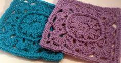Pukado By Patricia Stuart: Crochet Your Mood Blanket - Week 1! Free Crochet Pattern!