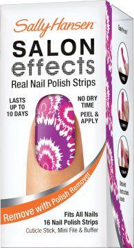Salon Effects Real Nail Polish Strips | Sally Hansen
