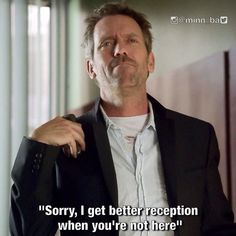 Medical Tv Shows, Medical Drama, Tv Quotes, Movie Quotes, House Jokes, House Md Quotes, Sean Leonard, Everybody Lies, Gregory House