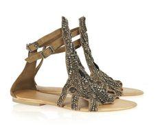 ♥ #BOHEMIAN ☮ #GYPSY ☮ #HIPPIE | Antik Batik sandal