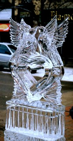 a esculturas de hielo | les gustan la escultura dovese, esculturas de hielo, esculturas de hielo