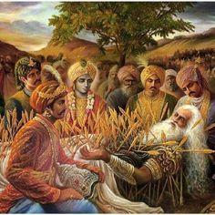 Mahabharata, Bhisma Parva.