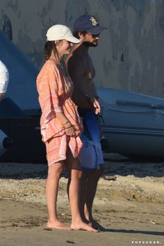 Pin for Later: Prince Carl Philip and Princess Sofia Show PDA During a Family Beach Day
