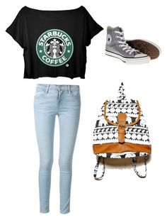 """School"" by kkmeadors on Polyvore"