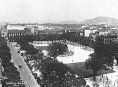 Augusto Malta - Praça Tiradentes, 1928