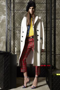 Dsquared2 Resort 2019 Milan Collection - Vogue