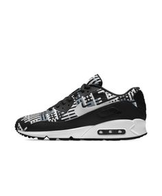 Nike Air Max 90 EM ID Lava GlowWolf Grey Women 's Shoe