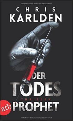 Buchvorstellung: Der Todesprophet - Chris Karlden http://www.mordsbuch.net/2016/09/05/buchvorstellung-der-todesprophet-chris-karlden/
