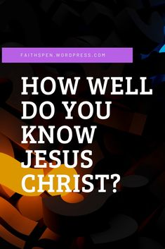 Bonus: 15 things Jesus Christ said about Himself Faith Based Movies, Teenage Years, Quote Posters, Did You Know, Jesus Christ, Wordpress, Bible, Inspirational Quotes, Wellness