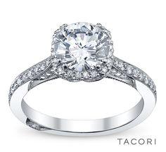 tacori rings | Tacori Engagement Ring | Hollis and Company